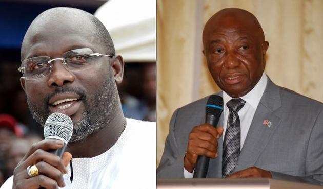 Liberya, Devlet Başkanı'nı seçmek için sandık başına gidecek