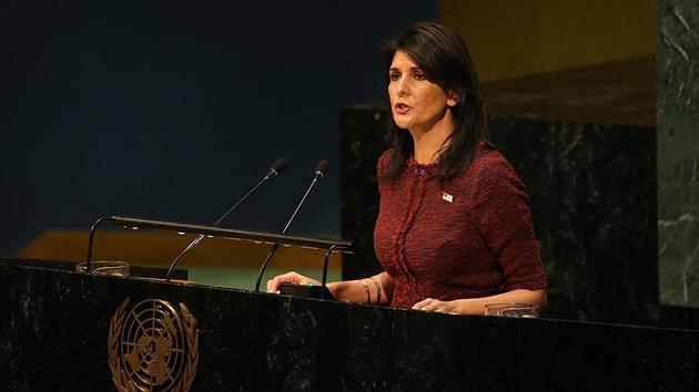 ABD, BM için ayırdığı bütçeyi kısıyor