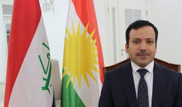 IKBY Parlamento Başkanı istifa etti