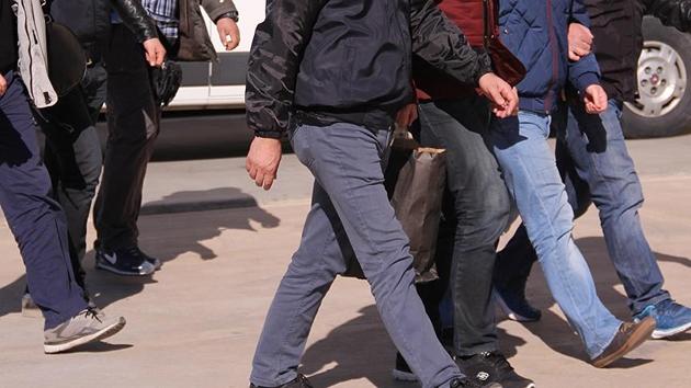 FETÖ'nün 'askeri yapılanması'na operasyonda 62 gözaltı