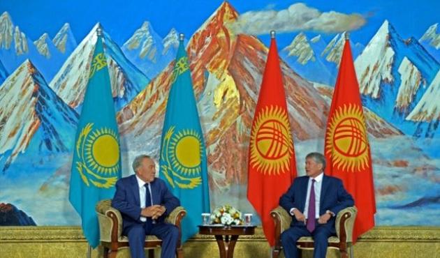 Kazakistan - Kırgızistan geriliminde sona gelindi