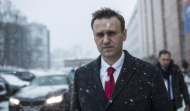 AB'den Rusya'ya 'muhalif lider Navalnıy' eleştirisi