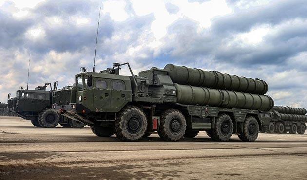 Savunma Sanayii Müsteşarlığı'ndan S-400 açıklaması