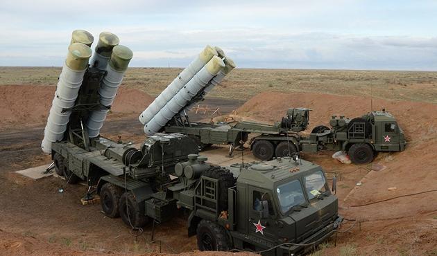 Hindistan Rusya'dan S-400 almak için görüşmelere başladı