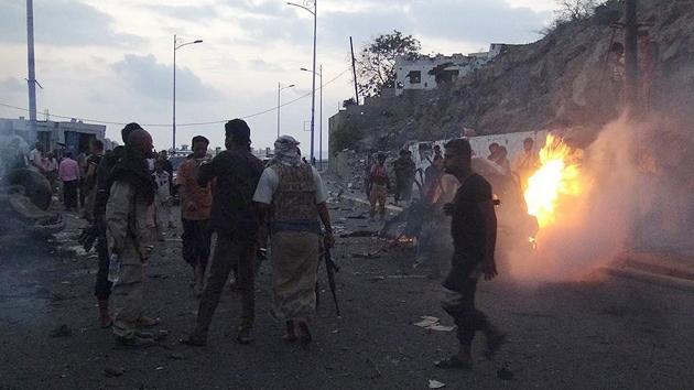 Yemen'de çıkan çatışmalarda 44 kişi hayatını kaybetti