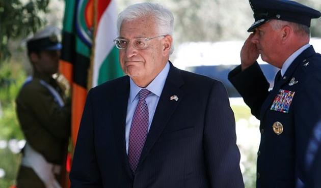 Hamas'tan, ABD'li büyükelçinin açıklamalarına tepki