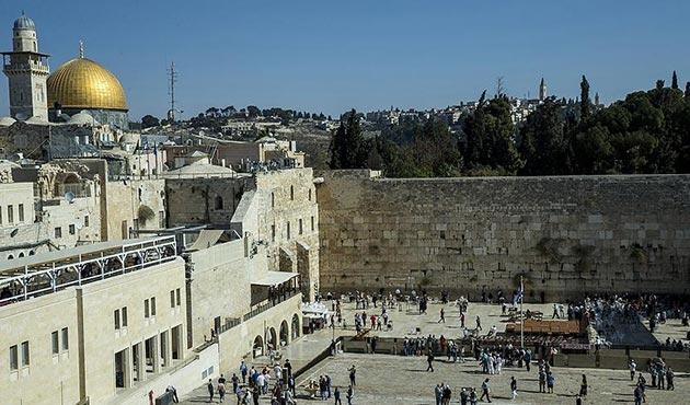 Ürdün'den İsrail'e Mescid-i Aksa için nota