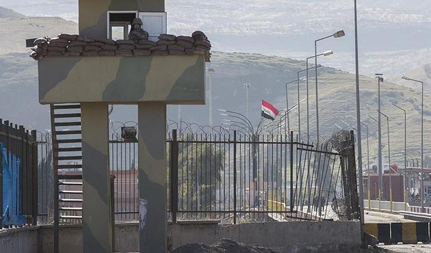 Bağdat'tan IKBY'nin sınır kapılarına ilişkin açıklama | GRAFİK