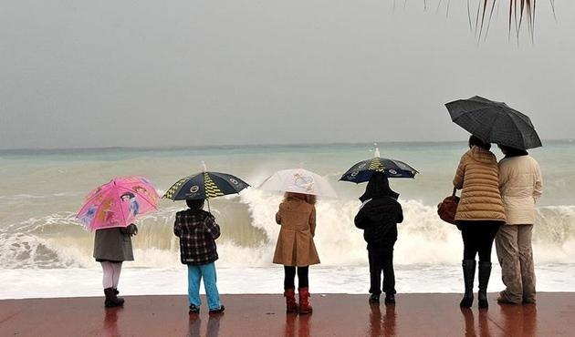 Muğla Valiliği'nden kuvvetli yağış uyarısı