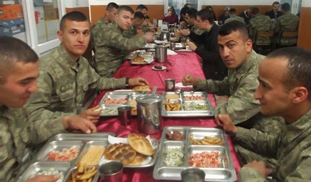Askerleri Et ve Süt Kurumu besleyecek