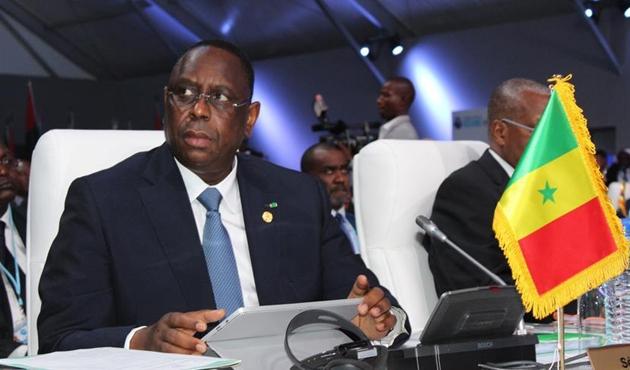 Senegal'de Cumhurbaşkanı Sall'den 541 mahkuma af