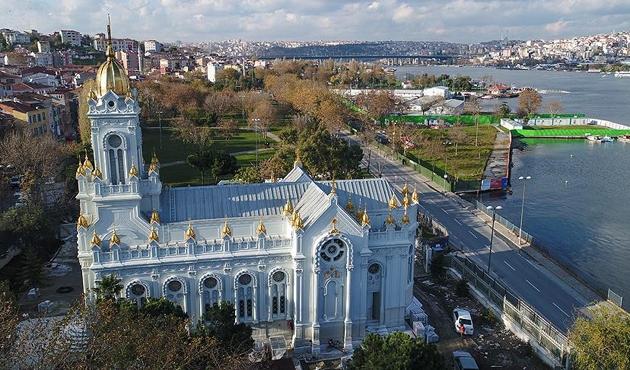 'Demir Kilise' 9 yıl aradan sonra açılışa hazır