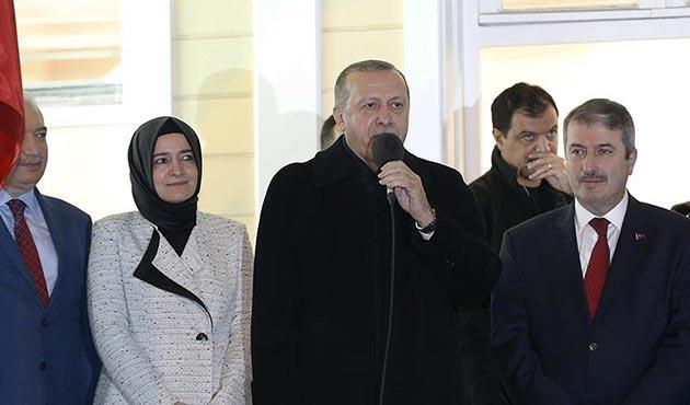 Cumhurbaşkanı Erdoğan: Mart yerel seçimleri Kasım 2019'un işaret fişeğidir