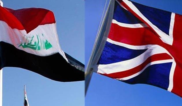 Irak ile İngiltere arasında askeri anlaşma