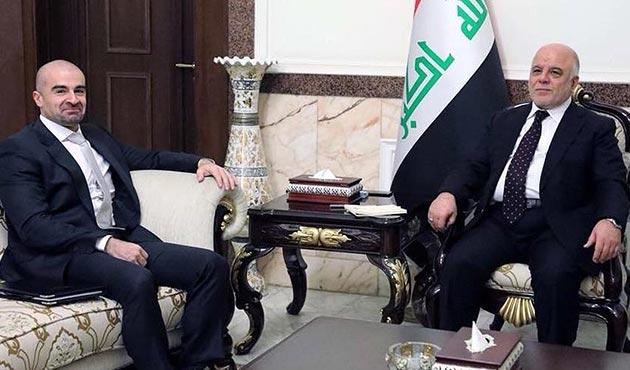Talabani'nin oğlu ve Kürt parti heyetinden Bağdat'a ziyaret