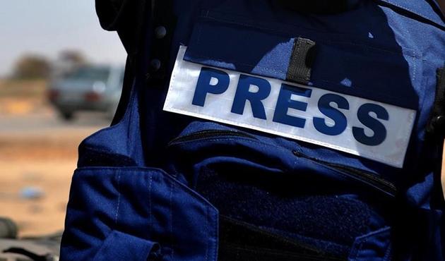 Suriye'de 2017'de 42 gazeteci öldürüldü