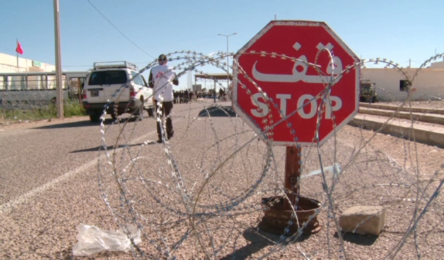Tunus-Libya sınırında çatışma