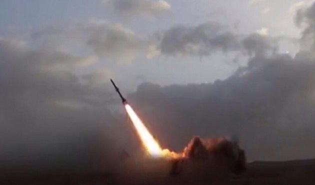 Suudi Arabistan'a Yemen'den bir füze daha