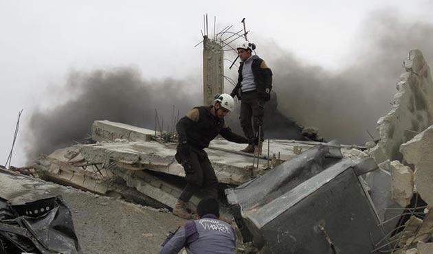 Esad rejiminin İdlib'de ateşkes ihlali sürüyor