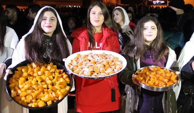 Keşan'da 'Bocuk Gecesi' geleneği