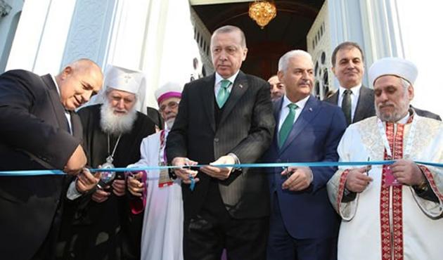 Erdoğan, Demir Kilise'nin açılışını yaptı