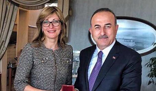 Çavuşoğlu Bulgaristan Başbakan yardımcısı ile görüştü
