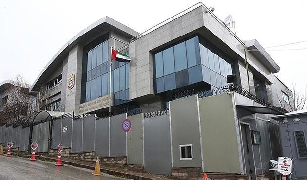 BAE Büyükelçiliği'nin sokağına 'Fahreddin Paşa' ismi verildi
