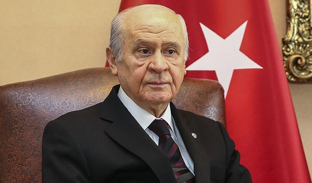 MHP lideri Bahçeli'den 'Cumhurbaşkanlığı adaylığı' açıklaması