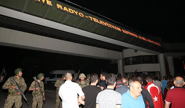15 Temmuz'daki TRT baskınına iddianame
