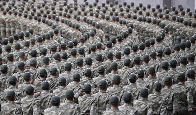 Bakan Canikli'den TSK'ya personel alımına ilişkin açıklama