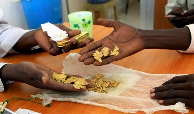 Sudan'dan Çad'a altın kaçakçılığı
