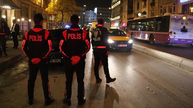 İstanbul'daki 'Yeditepe Huzur' uygulamasında 107 gözaltı