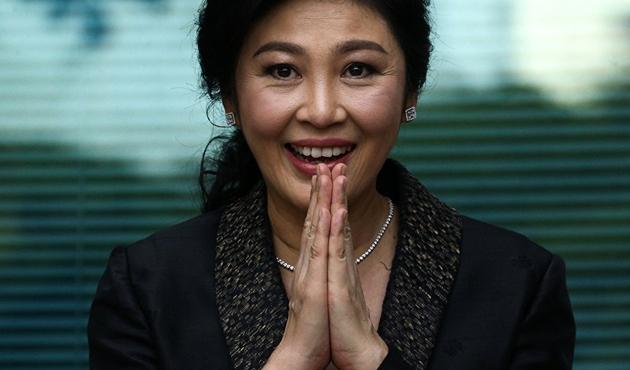 Tayland, eski Başbakan Yinglak'ın İngiltere'de olduğunu açıkladı