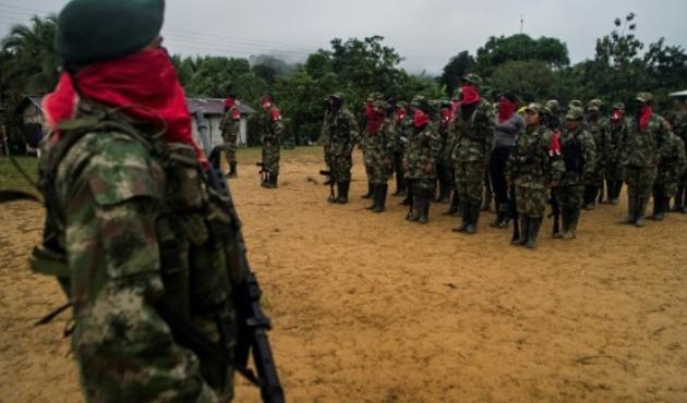Kolombiya hükümetiyle ELN arasındaki ateşkesin süresi doldu