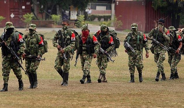 ELN'nin saldırıları Kolombiya'daki barış görüşmelerini bitirdi