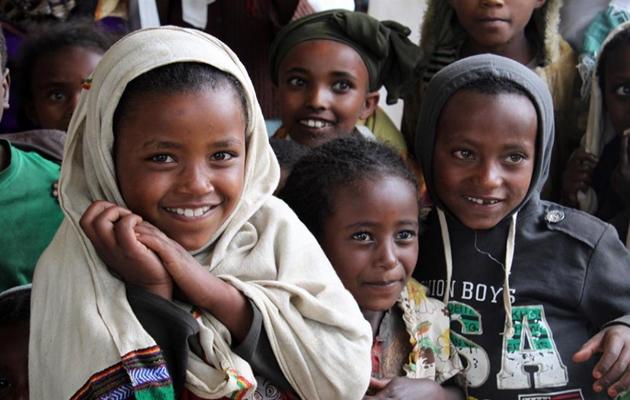 Etiyopya'da yabancıların çocuk evlat edinmesine yasak