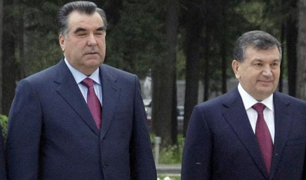 Özbek lider Tacikistan'a gidecek