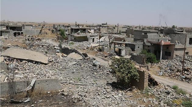 DEAŞ Kerkük'te 116 köyü yerle bir etti