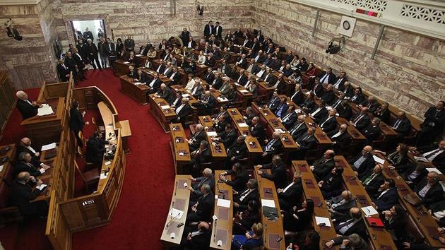 Yunan Parlamentosundan Türk Azınlıkla ilgili yasal düzenlemeye onay