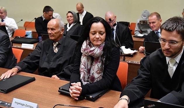 NSU kurbanının oğlundan 'Zschaepe'ye en yüksek ceza verilsin' talebi