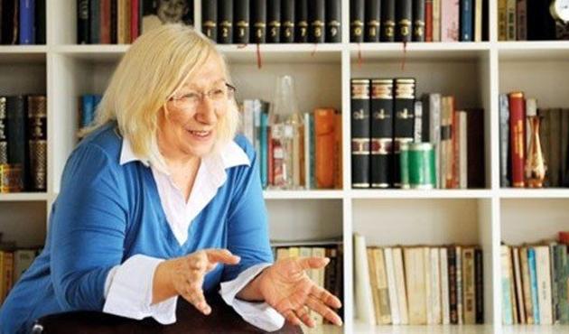 Yazar Alev Alatlı'dan 'Roma hukuku ve hakimlerimiz' çıkışı