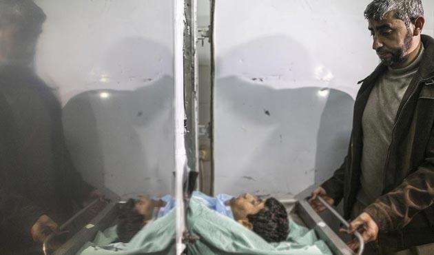 İşgal güçleri Filistin'deki gösterilerde 2 çocuğu şehit etti