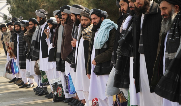 Hizb-i İslami Parti'si üyeleri serbest bırakıldı