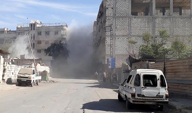 Suriye'deki çatışmalarda 7 İran askeri öldürüldü