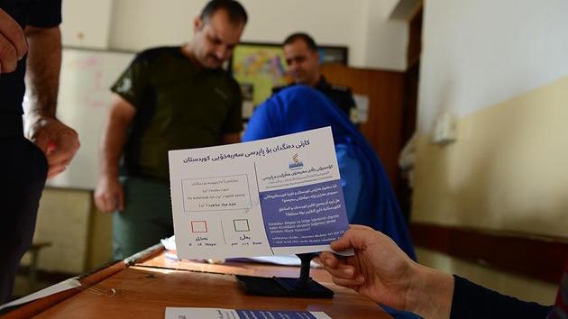 IKBY'deki partiler seçimlerin tekrar edilmesini istiyor