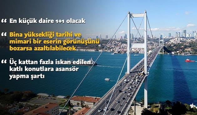 İstanbul'a yeni imar yönetmeliği