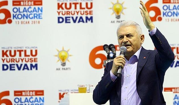 Başbakan Yıldırım'dan Kılıçdaroğlu'na 'Ege Adaları' cevabı