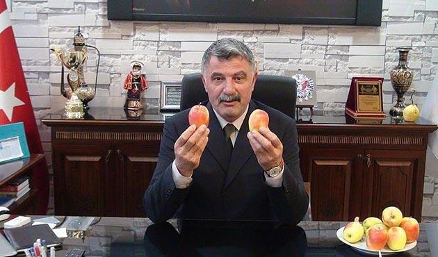 'Kağızman uzun elması' tescillendi