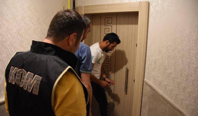 Adana'da 12 'gaygubet evi' deşifre edildi