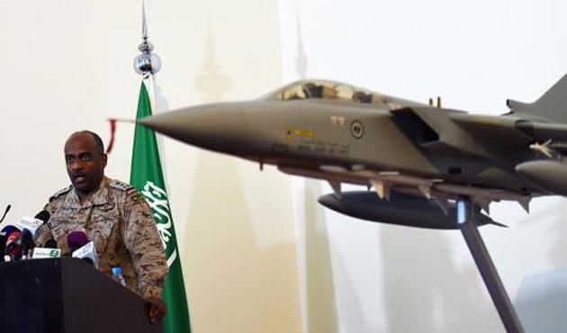 Yemen'de Husilere hava saldırısı